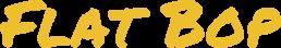 Logo for Flat Bop