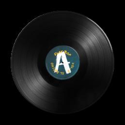 El Butcho - Sort vinyl