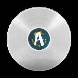 El Butcho - Gennemsigtig vinyl